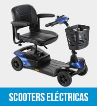 Scooter electrica Benidorm